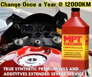 MPT Motorcycle Engine Oil