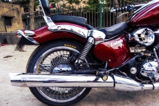 Modified_Royal_Enfield_Classic_500cc_Dual_Exhaust_Neev_Motorcycles_Delhi