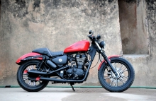 Abdiasc 633 - Modified 350cc Thunderbird by Puranam Designs