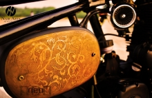 Neo Nair Art Custom Bike