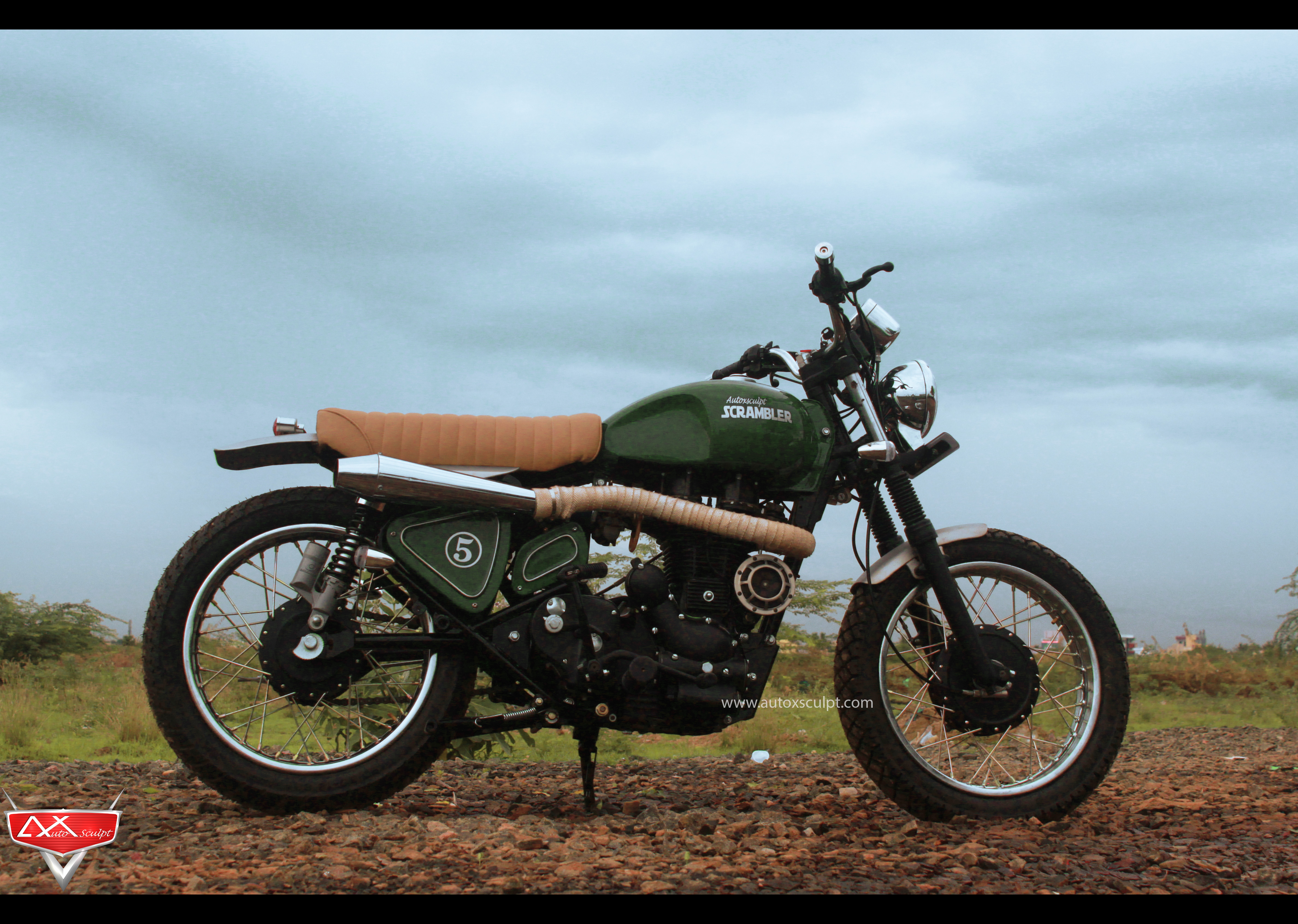 Autoxsculpt_Royal_Enfield_Modified_Scrambler_