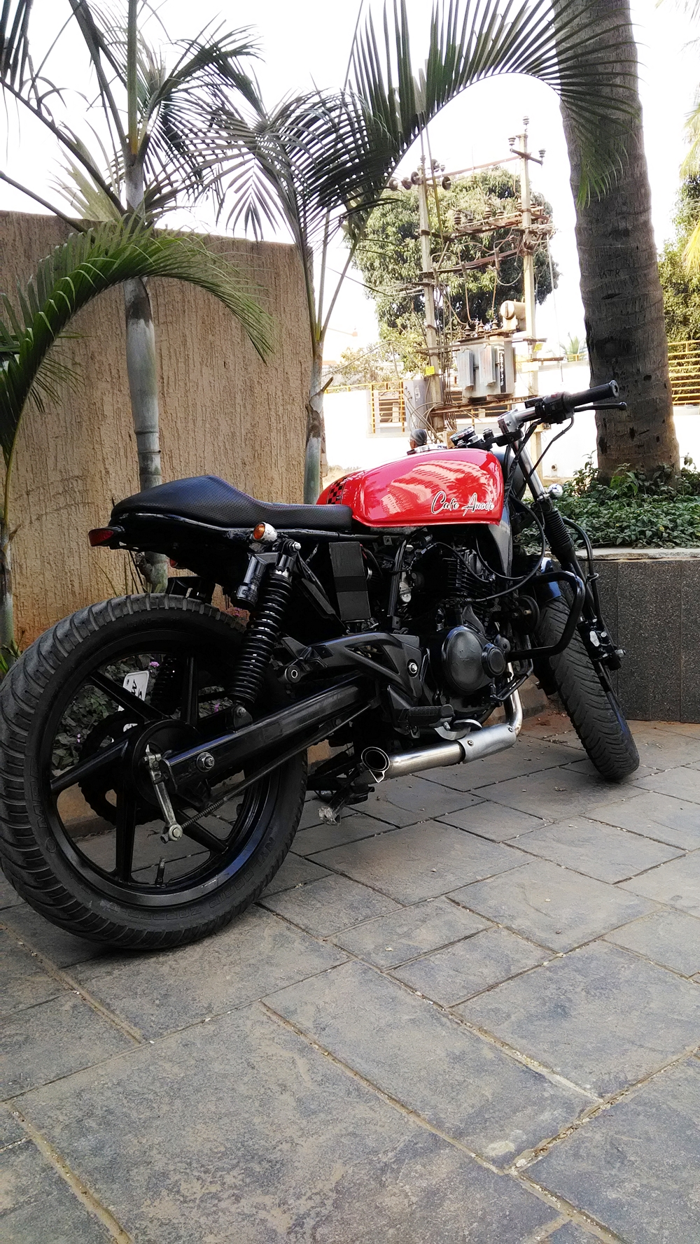 Adromeda Custom Motorcycles