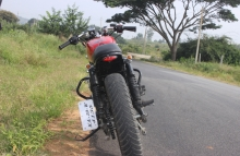Cafe Racer in India