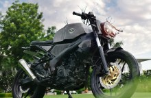 Bajaj-Pulsar-based-Cafe-Racer-by-Kunwar-Customs-Jaipur-Rajasthan