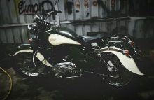Royal Enfield Modified by Eimor Customs