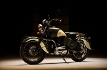 Royal Enfield Standard Modification by Eimor Customs