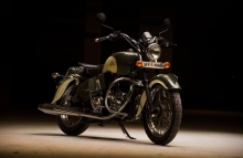 Royal Enfield Standard Modification like Indian Chief by Eimor Customs