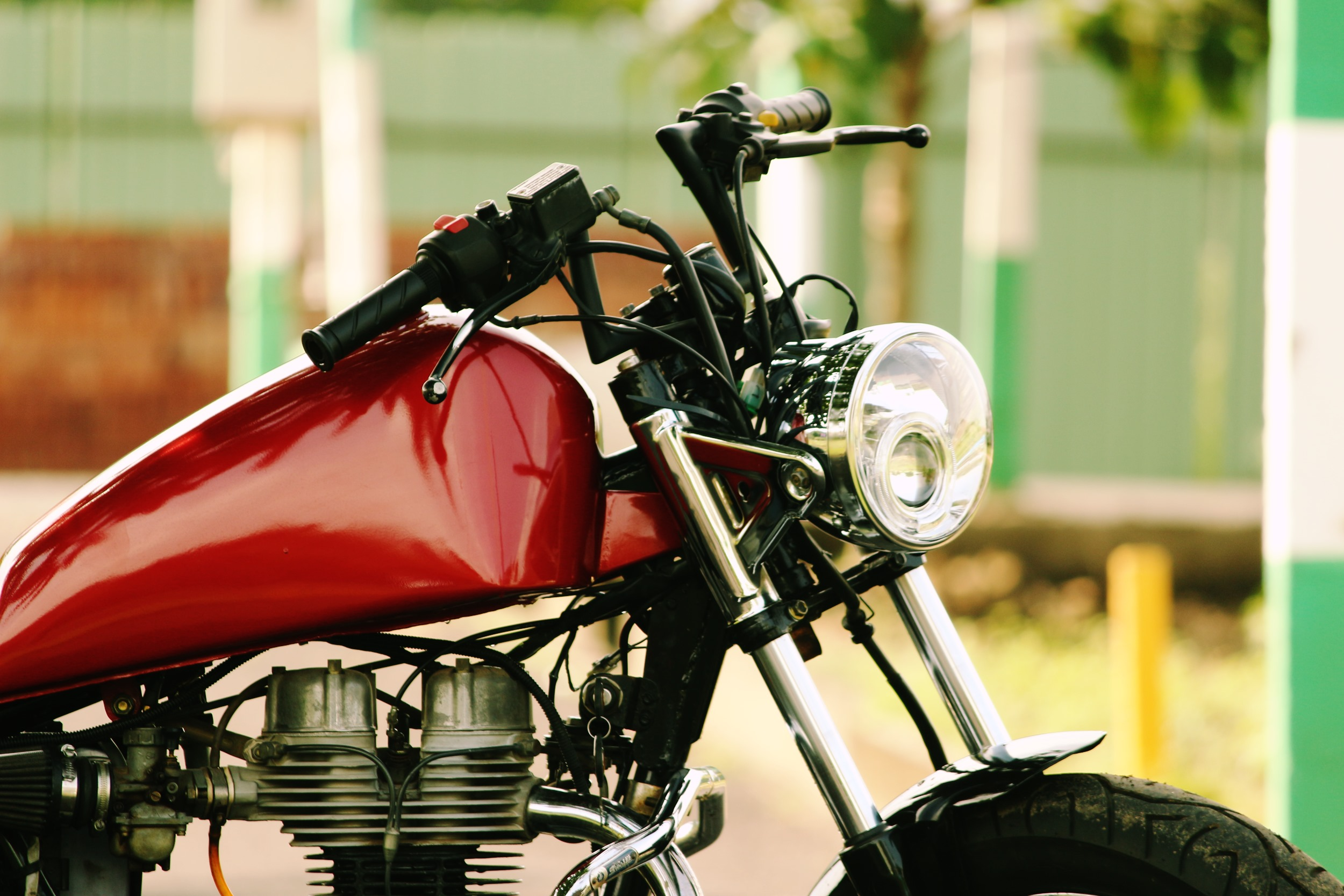 Modified Cast Iron Royal Enfield