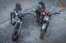 Royal Enfield Continental GT Modified Photography