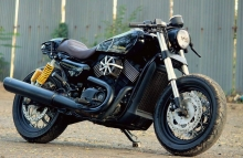 Harley Davidson Modification in India