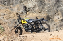 Yamaha RX 100 Modification in India