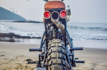 Royal Enfield DirtTyres in India