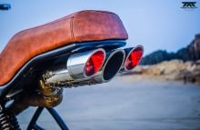 Royal Enfield Dual Exhaust