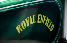 Royal Enfield Fuel Tank Paint Painter in India