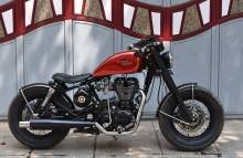 Customize Royal Enfield Thunderbird