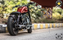 Royal Enfield Modification In India