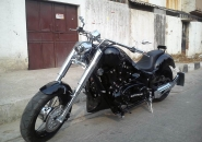 Chopper 350cc Bullet from Indian Choppers