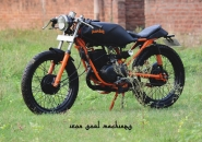 Modified_Yamaha_RX_135_Cafe_Racer