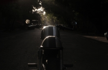 Cafe Racer High Resolution HD photography