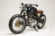 Continental GT Cafe Racer Modification KR Customs