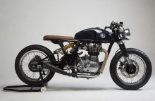 Royal Enfield Cafe Racer Modified KR Customsa