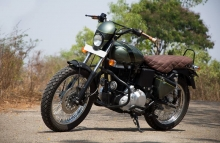 Best Royal Enfield Painting in India Eimor Customs