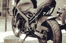 Nomad Motorcycle -Custom KTM complete Custom Motorcycle workshop Pune