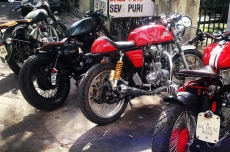 Personalized Bullet by Old Delhi Motorcycles