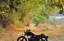 Royal Enfield Photography HD Photo