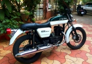 Yezdi 250_Modified_21 cafe_Yezdi_Classic 1