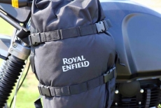 Royal Enfield Himalayan accessoried