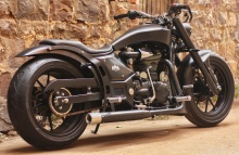 Modified-Royal-Enfeld-Bullet-Photo-Pictures
