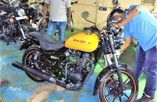 Royal-Enfield-Thunderbird-500X-Yellow