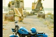 Saphyra Modified Royal Enfield Classic by