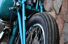 Old Royal Enfield Style