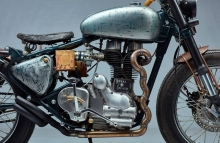 Swar Modified Royal Enfield by RS Moto Nepal
