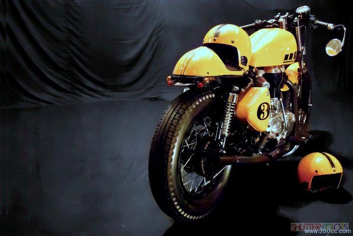 Chingari – Rajputana Custom's Cafe Racer's Price, Photo