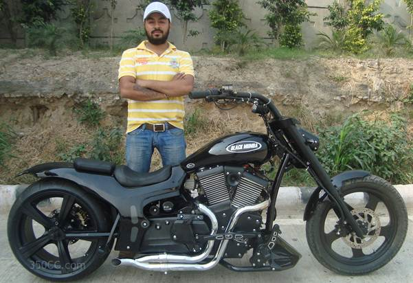 More Bikes From Indian Choppers With V Twin Covers