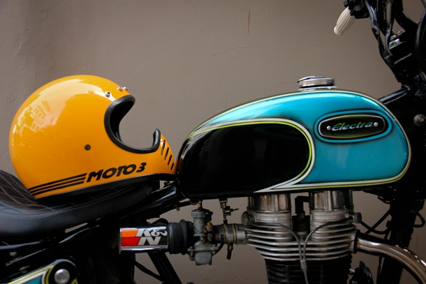 Custom-Royal_Enfield_Elecra_4S_Cafe_Racer_Mizoram_Amateur_bike_fuel_oil_tank