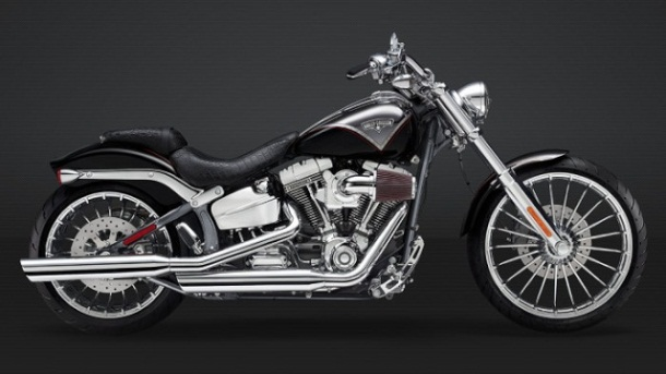 Harley Davidson unveiled Softail Breakout India