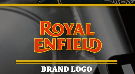2014 new Royal Enfield Logo Change