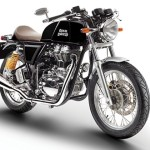 Royal Enfield unveiled Continental GT Black