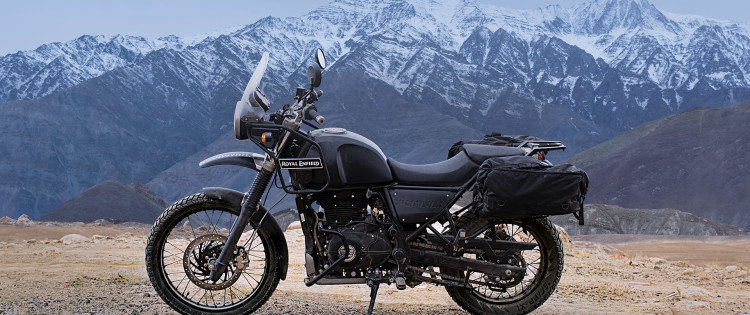 Royal Enfield Himalayan ~ Photo, Specification, Price