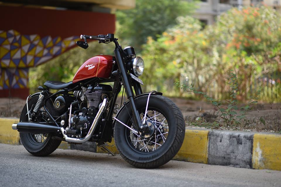 thunderbird-modification-bobber-by-bulleteer-customs-bangalore