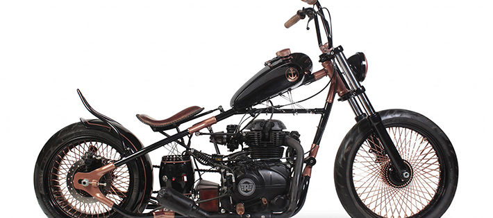 The Anchor by TNT Motorcycles