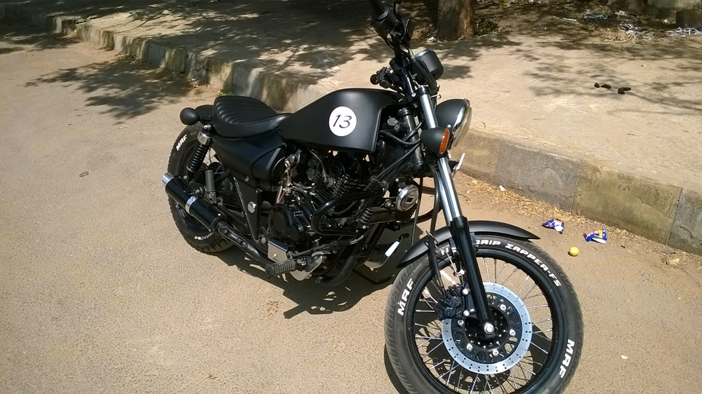 Bobber 13 This Is What A Bajaj Avenger Turned Into