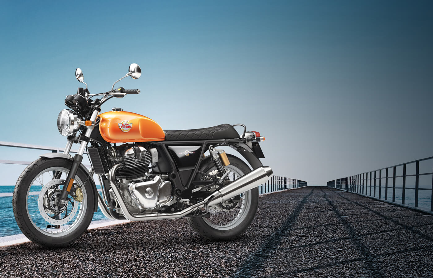 Royal Enfield Interceptor 650 Photo Specification Price